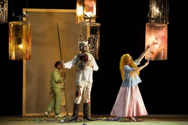Don Quichotte par Margot Dutilleul