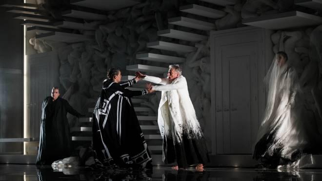 Janina Baechle & Vincent Le Texier - Ariane et Barbe-Bleue par Stefano Poda