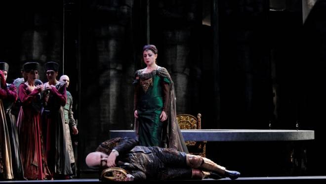 André Heyboer & Alex Penda - Macbeth par Jean-Louis Martinoty