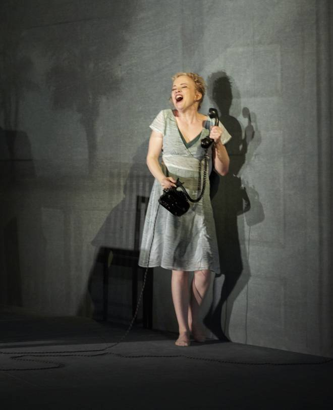 Kerstin Avemo - La voix humaine
