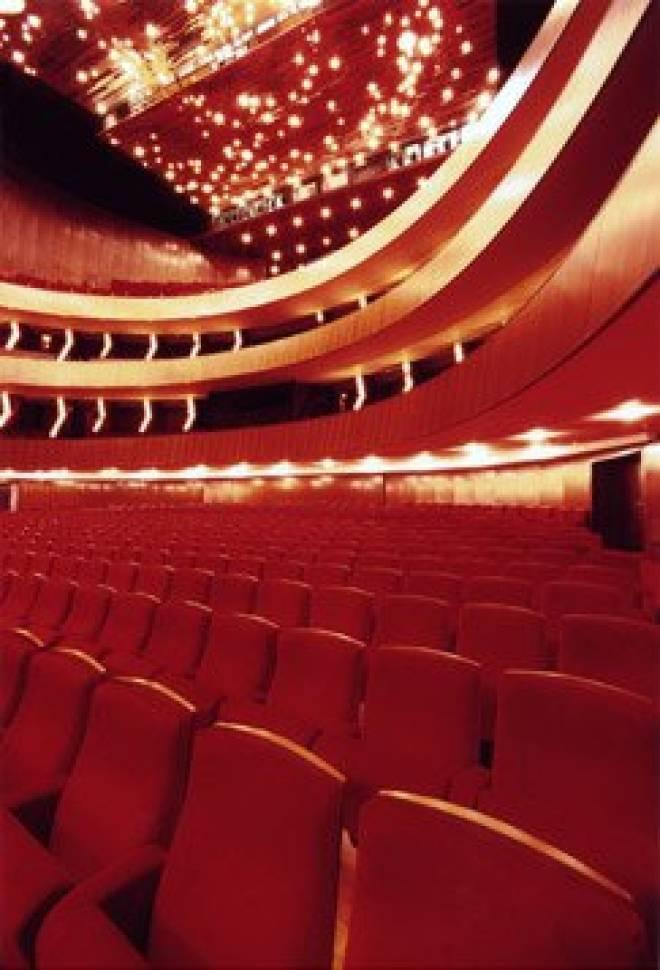 Grand Théâtre de Genève - Intérieur