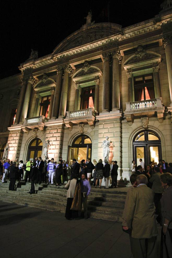 Grand Théâtre de Genève - Extérieur