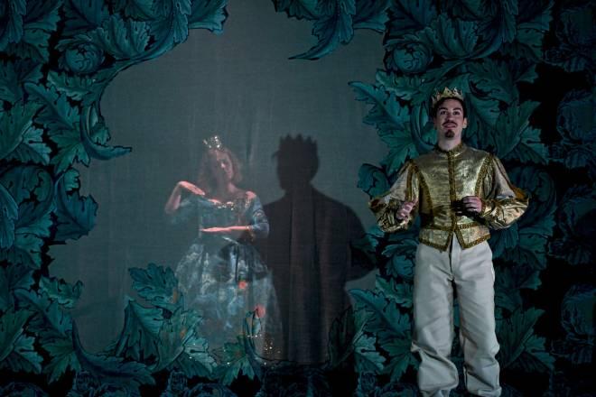 Eugénie Lefebvre & Clément Debieuvre - La Forêt bleue par Victoria Duhamel