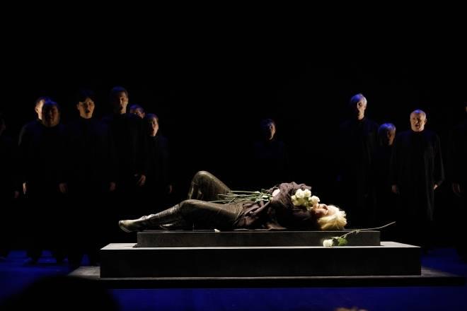 Eléonore Pancrazi - Orphée et Eurydice par Pierre Thirion-Vallet