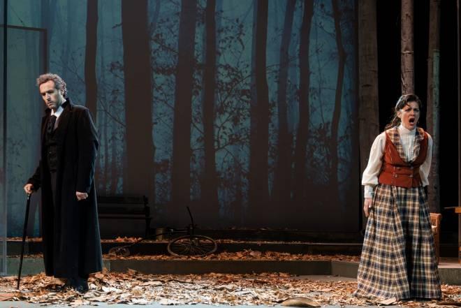 Ernesto Bauer & Carolina Gomez - La Traviata par Ana d'Anna