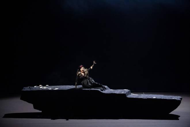 Judit Kutasi - Un Bal masqué par Giancarlo del Monaco