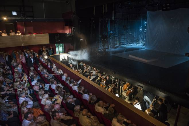 Festival d'opéra de Longborough