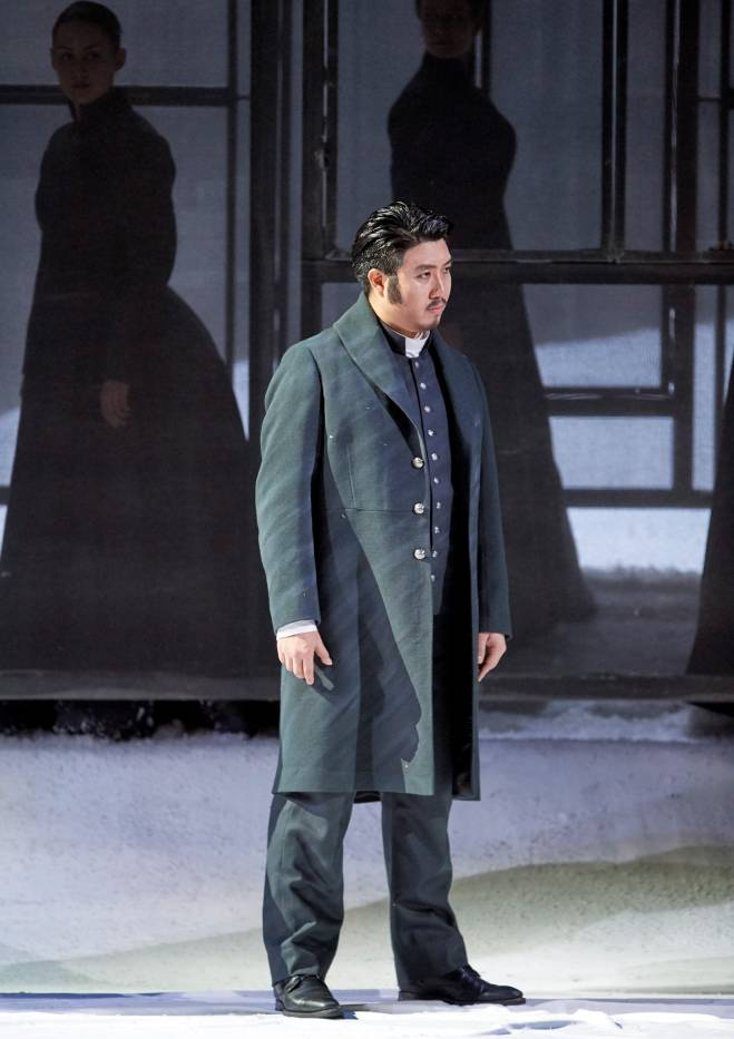 Lucia di Lammermoor par Laurent Pelly