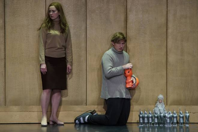 Svetlana Aksenova & Bogdan Volkov - Le Conte du tsar Saltan par Dmitri Tcherniakov