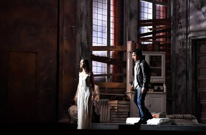 Myrtò Papatanasiu & Vincenzo Costanzo - Simon Boccanegra par David Hermann