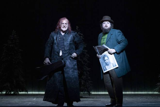 Christopher Purves & Allan Clayton - La Damnation de Faust par Richard Jones