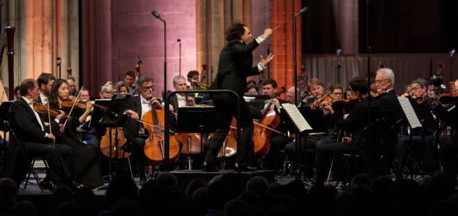 Alexandre Bloch & l'Orchestre National de Lille
