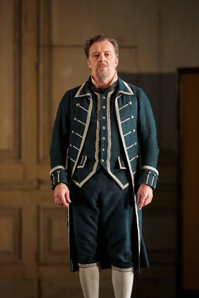 Christian Gerhaher - Les Noces de Figaro par David McVicar