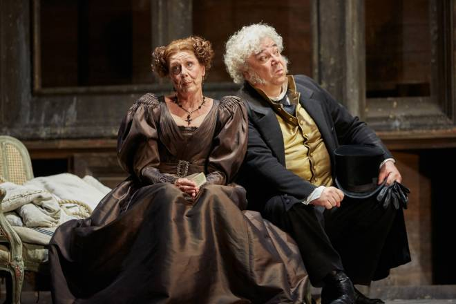 Diana Montague & Maurizio Muraro - Les Noces de Figaro par David McVicar