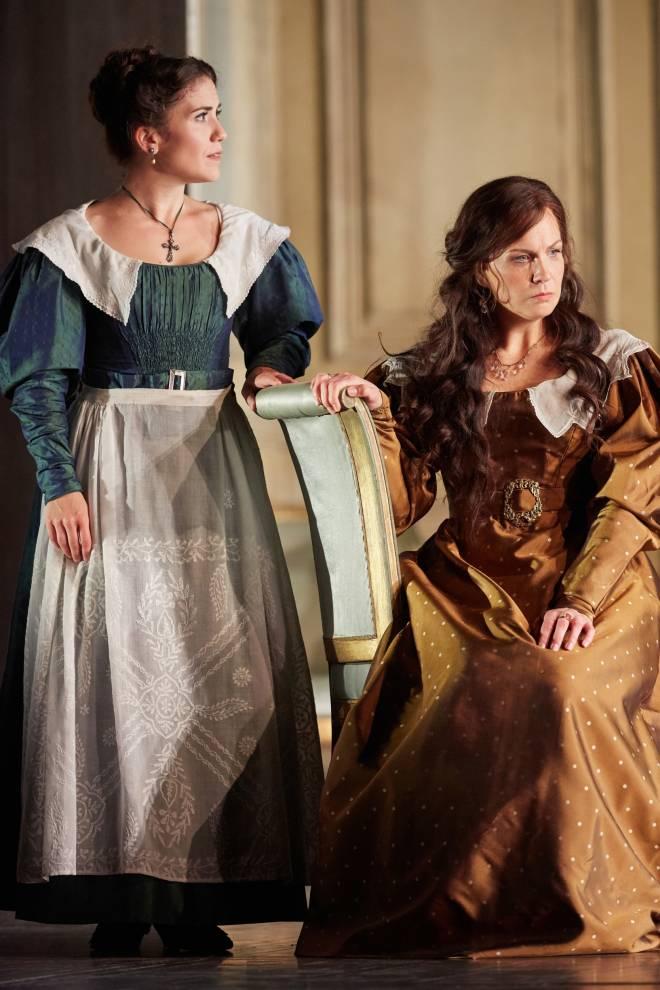Joélle Harvey & Julia Kleiter - Les Noces de Figaro par David McVicar