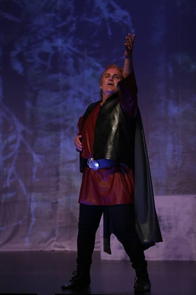 Göran Eliasson - L'Or du Rhin en Dalécarlie