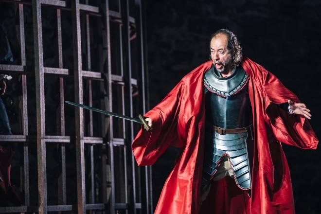 Juha Kotilainen - Rigoletto par David McVicar
