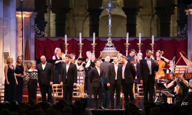 King Arthur de Purcell au Festival de Beaune