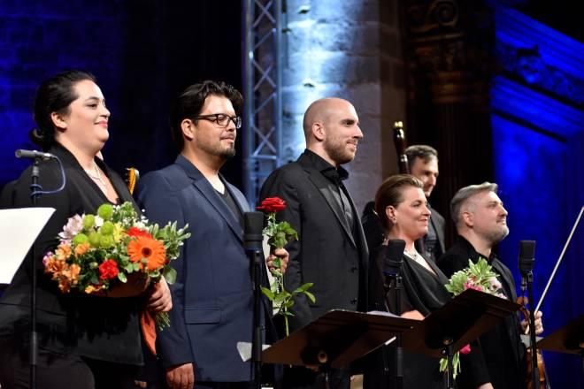 Anthea Pichanick, Emiliano Gonzalez-Toro, Renato Dolcini, Emmanuelle de Negri & Thibault Noally