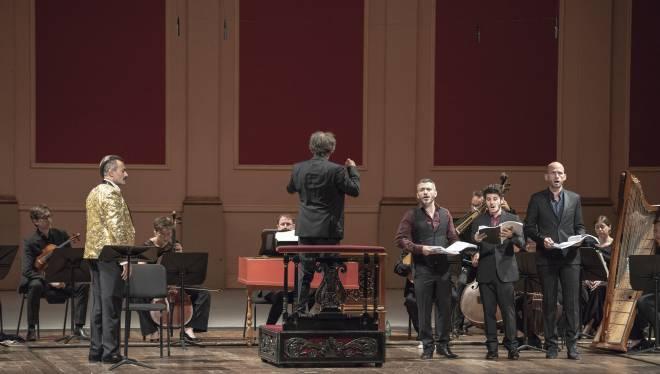 Luigi De Donato / Jean-Christophe Spinosi / Filippo Mineccia / Marco Angioloni / Matthieu Toulouse - Le Couronnement de Poppée