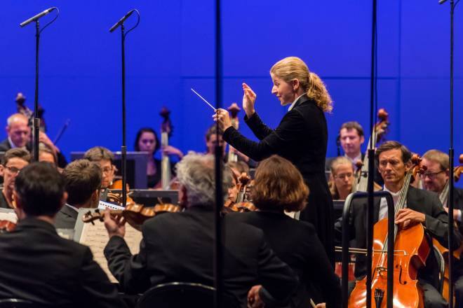 Kristiina Poska & Orchestre national de Lyon