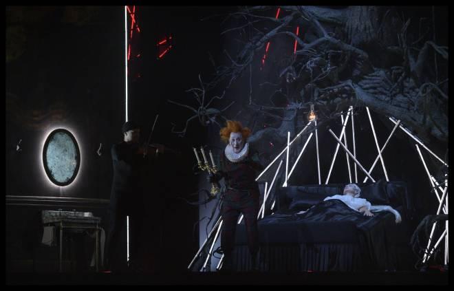 Graham Clark & Magdalena Kozena - Macbeth Underworld