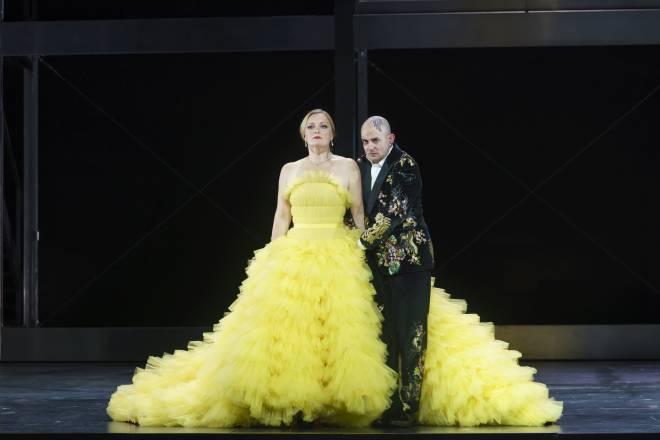 Lucy Crowe & Franco Fagioli - Agrippina par Barrie Kosky