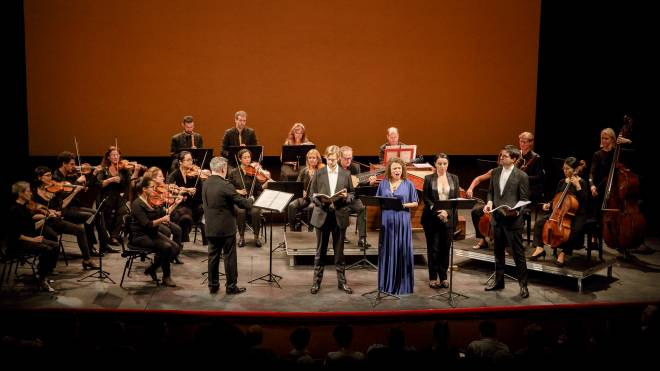Victor Sicard, Rachel Redmond, Anna Bonitatibus, Carlo Vistoli & Les Accents