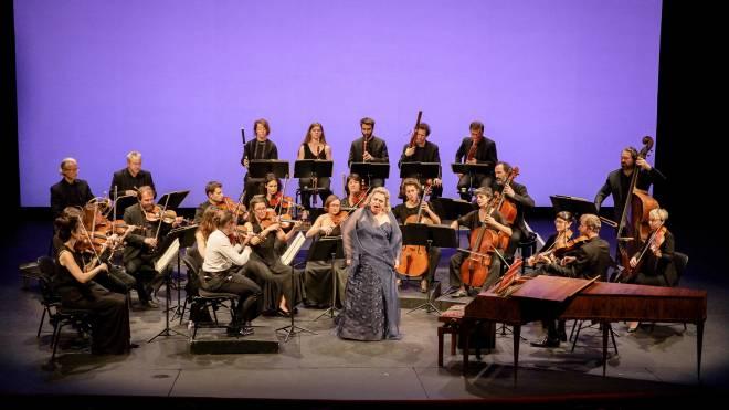 Karina Gauvin & Le Concert de la Loge