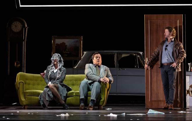 Olga Peretyatko, Bryn Terfel & Markus Werba - Don Pasquale par Damiano Michieletto