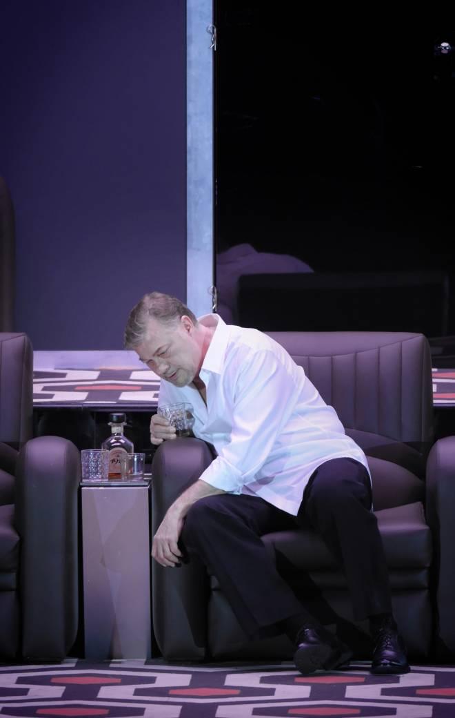 René Pape - Don Carlo par Krzysztof Warlikowski