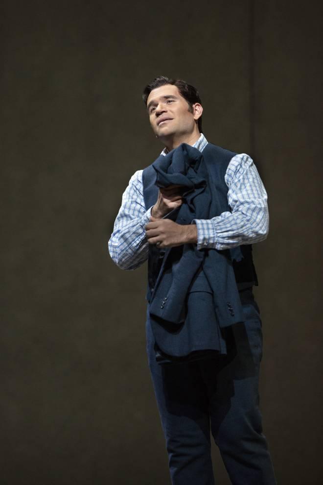 Michael Fabiano - Manon par Laurent Pelly