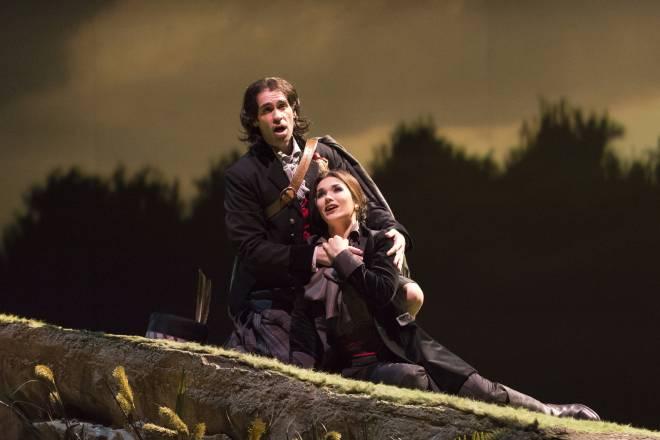 Ismael Jordi & Olga Peretyatko - Lucia di Lammermoor par Jean-Louis Grinda