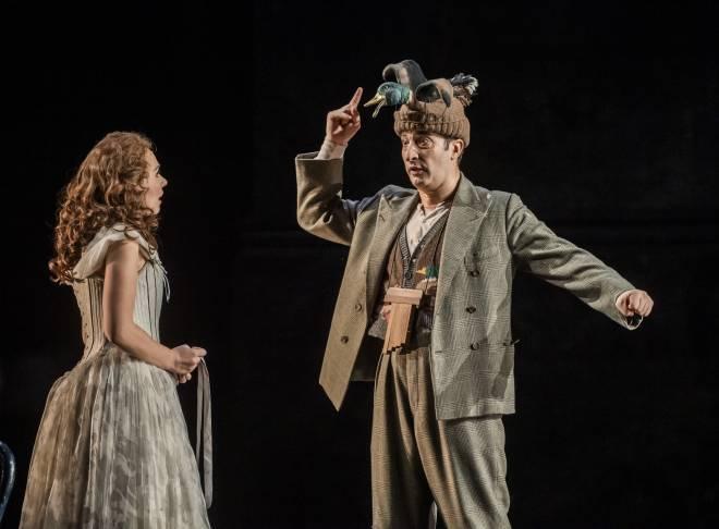 Vito Priante - La Flûte enchantée par David McVicar