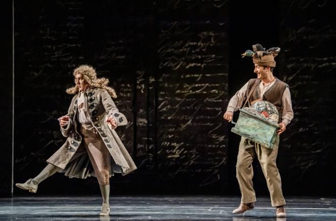 Harry Nicoll & Vito Priante - La Flûte enchantée par David McVicar