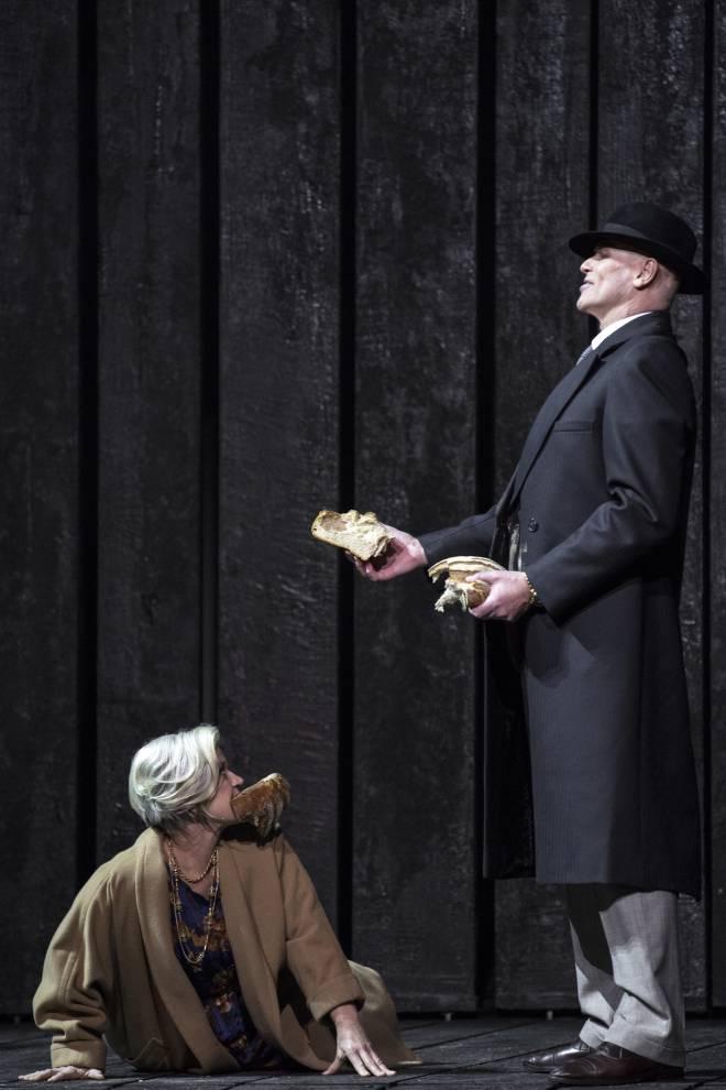 Erika Sunnegårdh et Bo Skovhus - Lear par Calixto Bieito