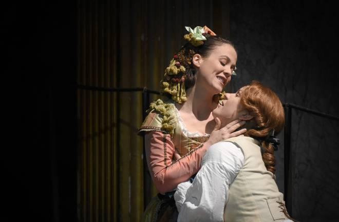 Florie Valiquette & Eléonore Pancrazi - Les Noces de Figaro par James Gray