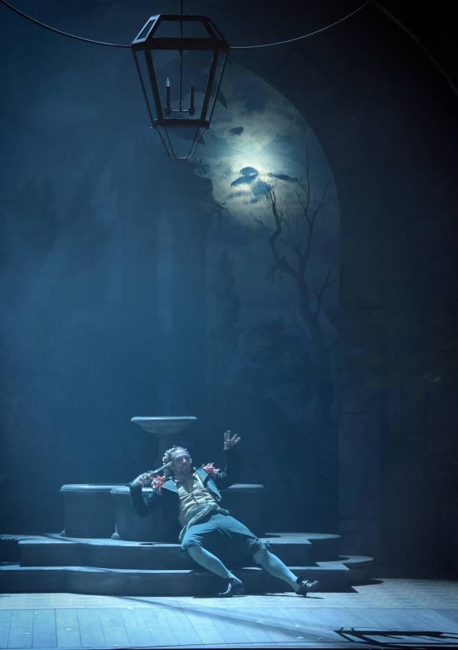 Robert Gleadow - Les Noces de Figaro par James Gray