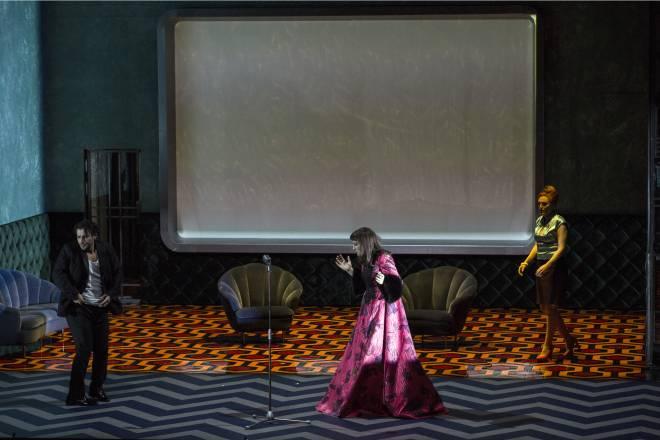 Enea Scala, Michèle Losier & Nicole Chevalier - Les Contes d'Hoffmann par Krzysztof Warlikowski