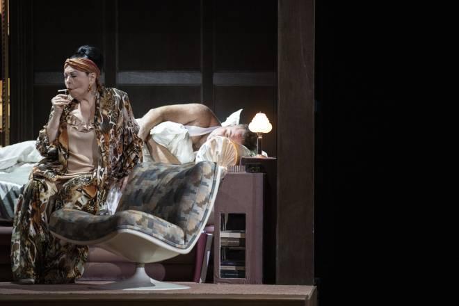 Catherine Malfitano - Tosca par Christophe Honoré