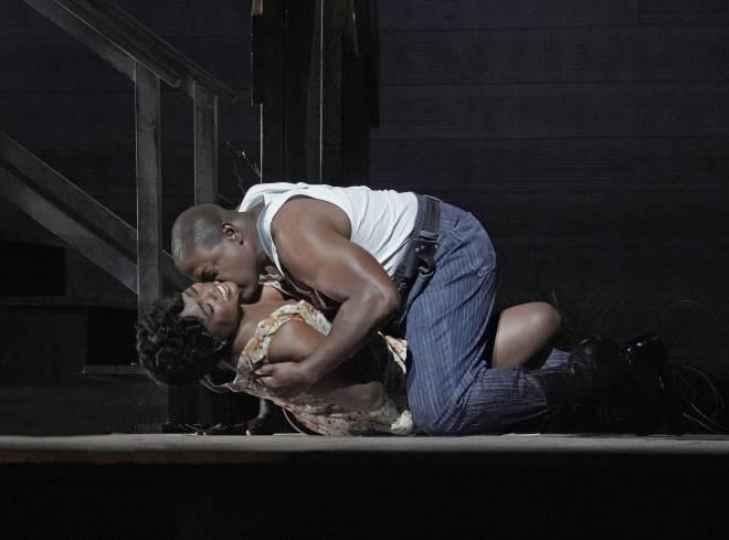 Angel Blue & Alfred Walker - Porgy and Bess par James Robinson