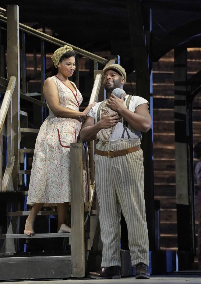 Golda Schultz & Ryan Speedo - Porgy and Bess par James Robinson