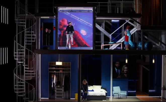 Björn Bürger, Simona Houda-Šaturová, Caterina Di Tonno - Les Noces de Figaro par Jean-Philippe Clarac, Olivier Deloeil