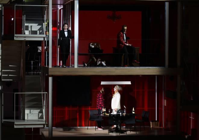 Alessio Arduini, Björn Bürger, Simona Saturova & Riccardo Novaro - Don Giovanni par Jean-Philippe Clarac, Olivier Deloeil