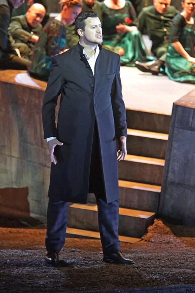 Deyan Vatchkov dans Lucia de Lammermoor