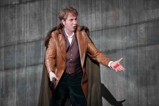 Pinkhasovich dans Lucia de Lammermoor