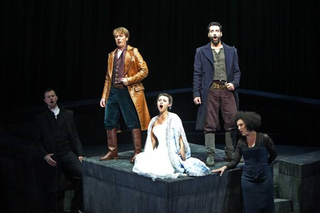 Lucia de Lammermoor par Vesperini