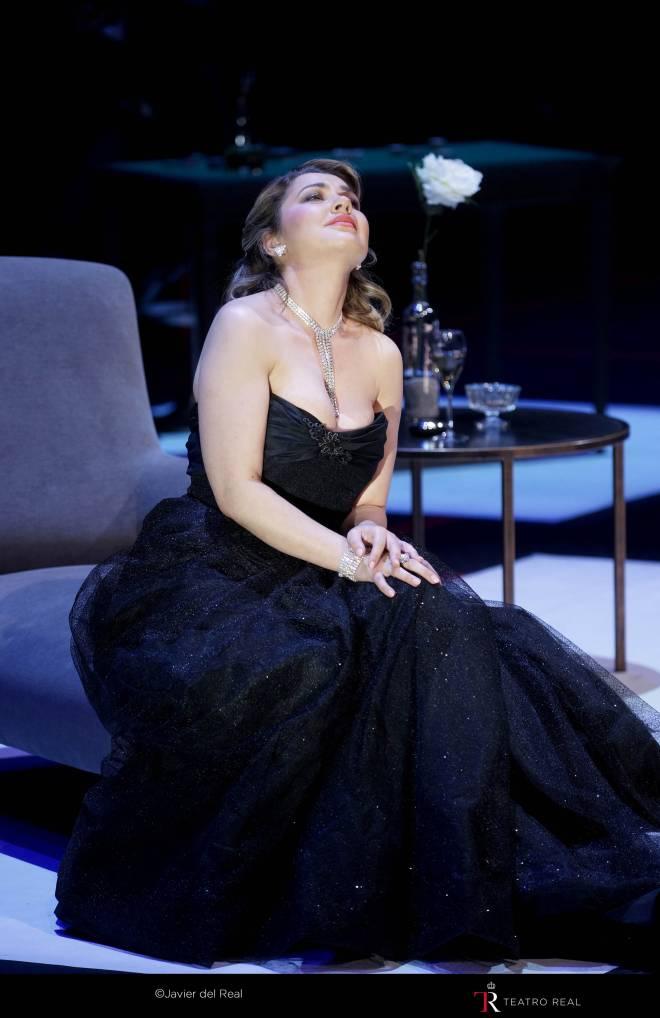 Lana Kos - La Traviata par Leo Castaldi