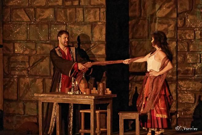 Valter Borin & Claudia Marchi - Rigoletto par Alessandro Brachetti
