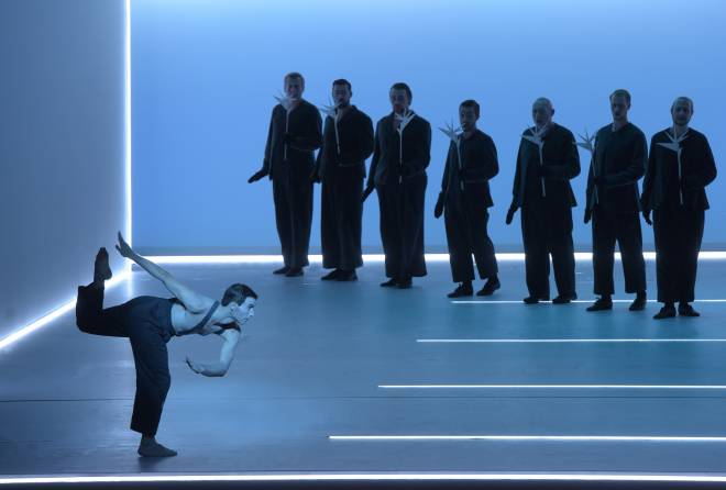 Alexis Fousekis & Philharmonia Chor Wien - Le Messie par Bob Wilson